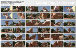 Twistys - Lola Myluv - Fun In The Sun *December 12, 2011*