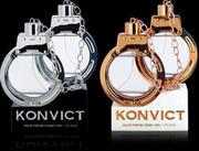 Akon-Konvict Homme and Konvict Femme Perfumes