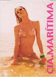 Ana Beatriz Barros, Cia Maritima bikini scans