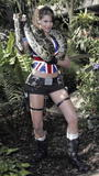 Karima Adebibe Full Union Jack Shoot: Foto 86 (������ ������� ������ ����� ���� Shoot: ���� 86)