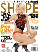 Julianne Hough Shape Magazine December '14