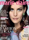 Liv Tyler Marie Claire UK March 2012