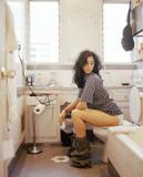 Sarah Silverman a GIF from her new movie Foto 19 (Сара Силверман GIF от своего нового фильма Фото 19)