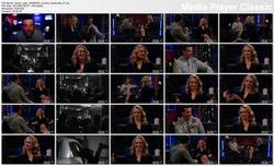 Yvonne Strahovski @ Last Call w/Carson Daly 2009-04-02