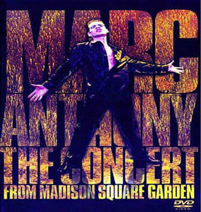 Discografia completa de marc anthony 22 cd 39 s parte 2 - Marc anthony madison square garden ...