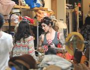 Kat Von D @ LF & All Saints Spitafield on Robertson Blvd. 19-06-2011