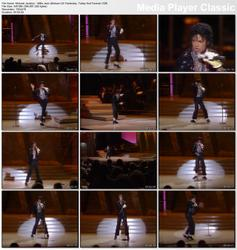 Michael Jackson - Billie Jean (Motown 25 Yesterday, Today And Forever) - SDTV