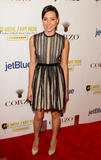 Aubrey Plaza - Second Annual Art Mere/Art Pere Night in West Hollywood, CA - Oct 6, 2011 (x4)