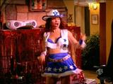 Fran Drescher Strip Dance