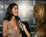 Ines Sastre_Lancome Launch video