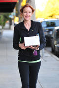 Marcia Cross - Out in Santa Monica 04-01-2011