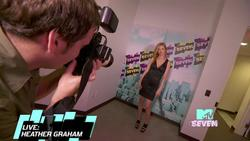 Heather Graham - MTV, The Seven - May 26, 2011  720p mp4  caps