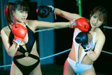 "Yuzuki Aikawa vs. Natsume Sano (""Bomber Fight"" image.tv photoshoot x61)"