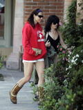 MINNIE DRIVER ~ Candids ~ Eating Ice Cream in Malibu ~ Jun 10 ~ HQ x 7