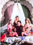 Roger Moore In Person Autograph (1X)